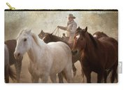 Horses-04 Carry-all Pouch