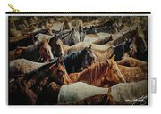 Horses 29 Carry-all Pouch