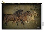 Horses 30 Carry-all Pouch