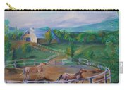 Horses At Gettysburg Carry-all Pouch