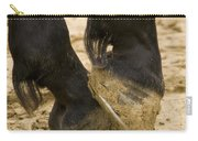 Horses Feet Carry-all Pouch