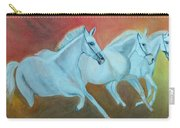 Horses Gone Wild Carry-all Pouch