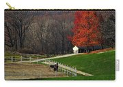 Horses In Autumn Carry-all Pouch
