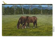 Horses Of Romance Carry-all Pouch