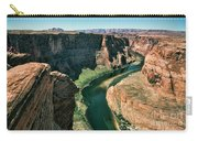 Horseshoe Bend Arizona Colorado River  Carry-all Pouch
