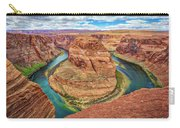Horseshoe Bend - Colorado River - Arizona Carry-all Pouch