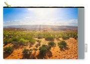 Horseshoe Bend Desert Carry-all Pouch