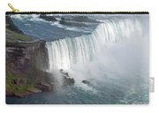 Horseshoe Falls At Niagara Carry-all Pouch