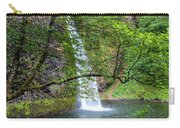 Horsetail Falls, Oregon Carry-all Pouch