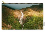 Horsetail Waterfalls Tasmania  Carry-all Pouch