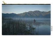 Horsetails On Lake Atitlan Guatemala Carry-all Pouch