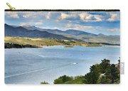 Horsetooth Reservoir Carry-all Pouch