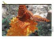 Horton Butterflies Carry-all Pouch