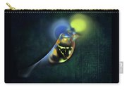 Horus Egyptian God Of The Sky Carry-all Pouch by Menega Sabidussi