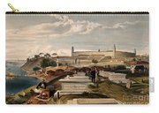 Hospital And Cemetery At Scutari, C.1854 Carry-all Pouch