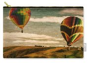 Hot Air Balloon Vintage Fantasy  Carry-all Pouch
