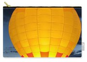Hot Air Balloon Glow Carry-all Pouch