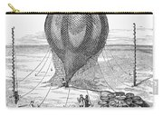 Hot Air Balloon Inflation Carry-all Pouch by Granger