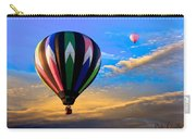 Hot Air Balloons At Sunset Carry-all Pouch