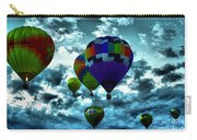 Hot Air Balloons In Albuquerque Carry-all Pouch