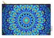 Hot Cat Mandala Carry-all Pouch