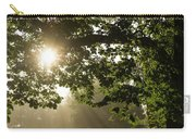 Hot Golden Mists Of Summer Carry-all Pouch