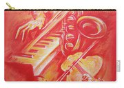 Hot Jazz Carry-all Pouch