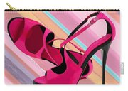 Hot Momma's Hot Pink Pumps Carry-all Pouch