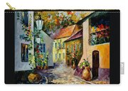 Hot Noon Original Oil Painting  Carry-all Pouch