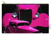 Hot Pink 33  Carry-all Pouch