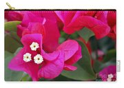 Hot Pink Bougainvillea Carry-all Pouch