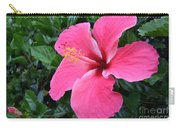 Hot Pink Hibiscus 1 Carry-all Pouch