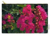 Hot Pink Jacaranda Carry-all Pouch