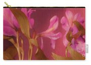 Hot Pink Lilies Carry-all Pouch