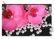 Hot Pink Orchids 2 Carry-all Pouch