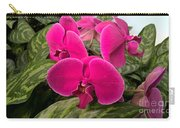 Hot Pink Orchids Carry-all Pouch