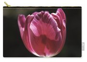 Hot Pink Tulip Squared 02 Carry-all Pouch