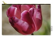 Hot Pink Tulip Squared Carry-all Pouch