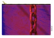 Hot Red Chain Carry-all Pouch