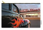 Hot Rod At The Diner At Sunset Carry-all Pouch