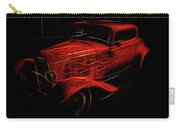 Hot Rod Red Carry-all Pouch
