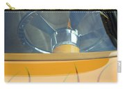 Hot Rod Steering Wheel 2 Carry-all Pouch