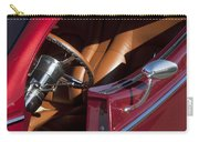Hot Rod Steering Wheel Carry-all Pouch