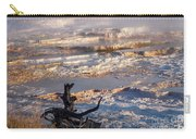 Mammoth Hot Springs One Carry-all Pouch