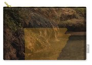 Hot Springs National Park In Arkansas Travel Poster Series Of National Parks Number 31 Carry-all Pouch