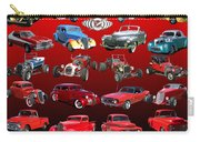 Car Show And Shine Poster Carry-all Pouch