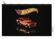 Hot Wheels '55 Chevy Nomad 2 Carry-all Pouch by James Sage