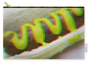 Hotdog - Use Red-cyan 3d Glasses Carry-all Pouch