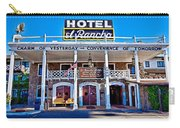 Hotel El Rancho Carry-all Pouch
