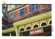 Hotel Florence Pullman National Monument Carry-all Pouch